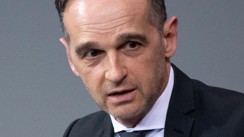 Maas fordert indirekt Bestrafung von Trump