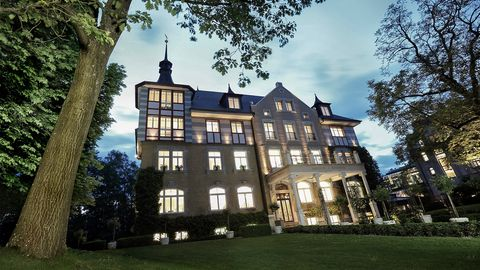Das Institut auf dem Rosenberg wurde 1889 gegründet.