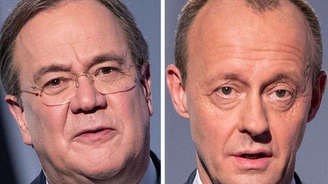 Vor CDU-Parteitag: Laschet, Merz, Röttgen – das sagt man in den Heimatbezirken über die Kanzlerkandidaten
