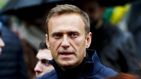Festnahme in Vorbereitung : Nawalny kehrt nach Russland zurück – seine Ankunft in Moskau droht in einem Drama zu enden