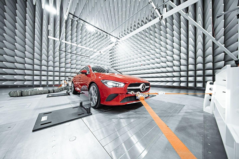 Daimler Antennen