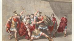 Ermordung des Caligula