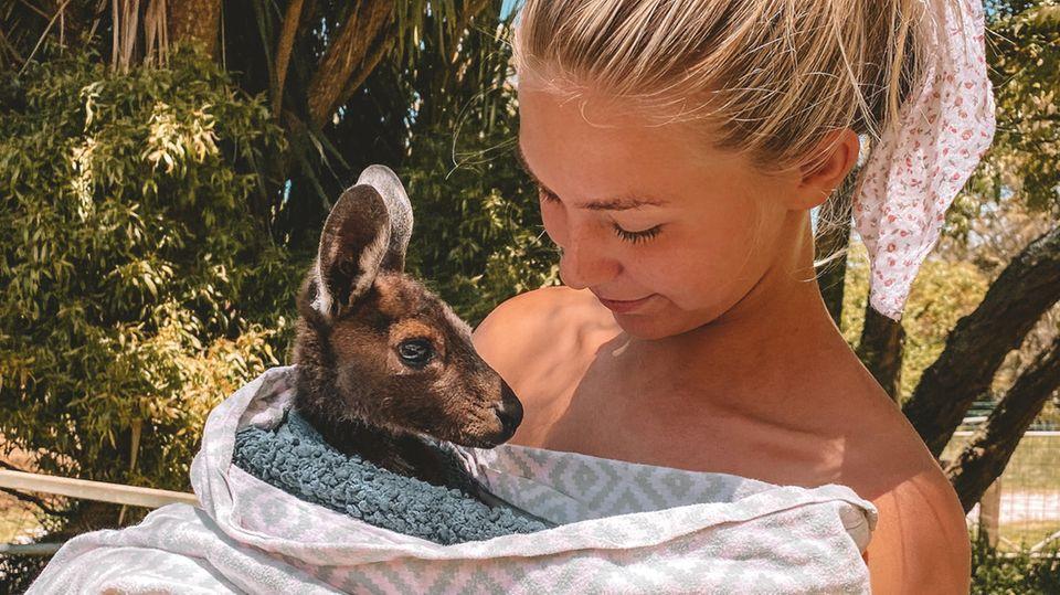 Nicole Pern aus demRuhrgebietwar schon eine Weile in Australien, als plötzlich Corona zuschlug und ihre Pläne durcheinanderwirbelte.