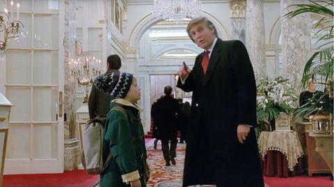 """Donald Trumps Gastauftritt in """"Kevin – Allein in New York"""""""