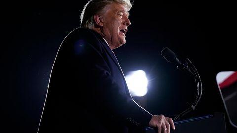 Haltung zum Impeachment: Die Droge Donald Trump – darum könnte er die Republikaner jetzt ins Verderben führen