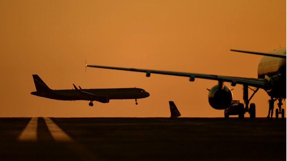 Der Flugverkehr im internationalen Vergleich