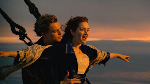 """""""Titanic""""machte Kate Winslet zum Superstar."""