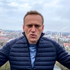 Alexej Nawalny im Instagram-Video
