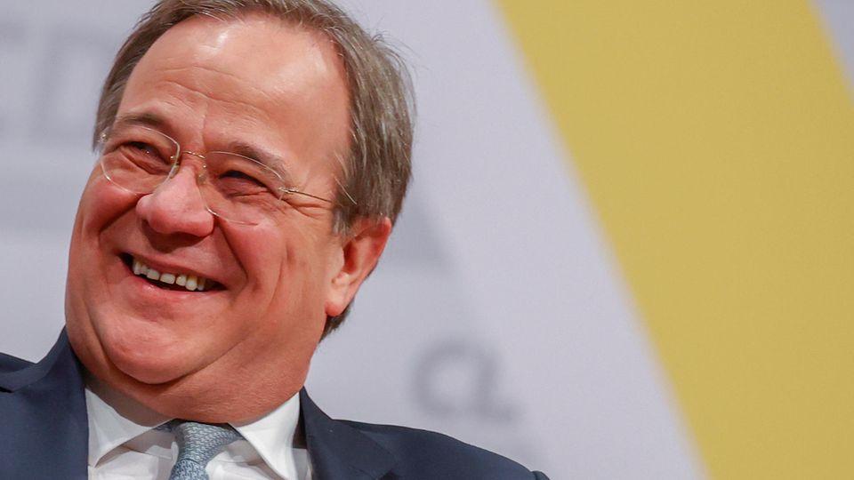 Armin Laschet wird neuer CDU-Chef