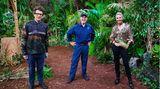 Dschungelshow: Daniel Hartwich, Dr. Bob und Sonja Zietlow