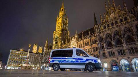 In Bayern gilt wegen des Coronavirus bereits eine nächtliche Ausgangssperre