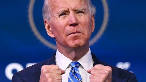 In zwei Tage wird er der neue Präsident der USA sein: Joe Biden.