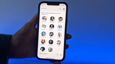 Clubhouse ist die derzeit populärste iPhone-App