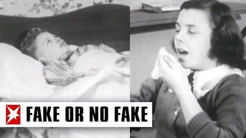 Faktencheck: Video von 1956 soll das Coronavirus prophezeit haben.
