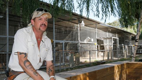 "Joe Exotic, Hauptdarsteller der Netflix-Doku ""Tiger King"""