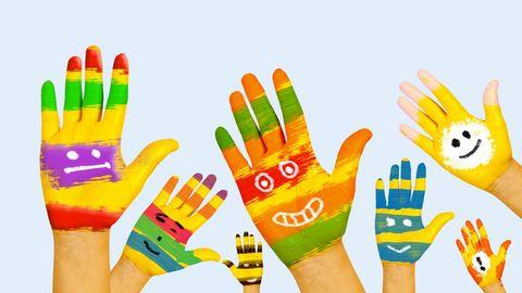 Rückruf für Fingermalfarben