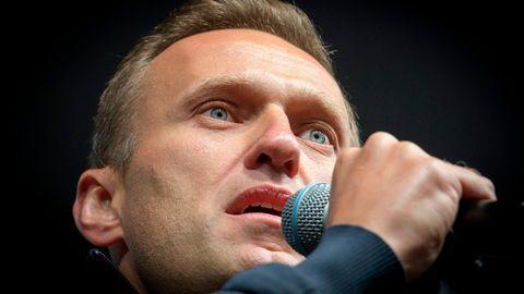 Alexej Nawalny beschuldigt Wladimir Putin, den Befehl zum Giftanschlag auf ihn persönlich gegeben zu haben