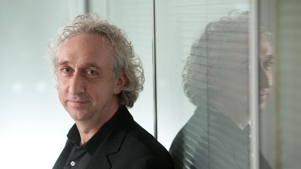 Froben Homburger ist Nachrichtenchef der Deutschen Presse-Agentur