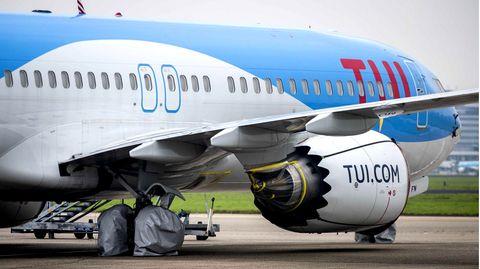 AuchTuifly hat mehrere Exemplare der Boeing 737 Maxbestellt