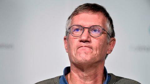 Schwedens Staatsepidemiologe Anders Tegnell (Archivfoto)