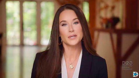 Ashley Biden, die Tochter des künftigen US-Präsidenten Joe Biden