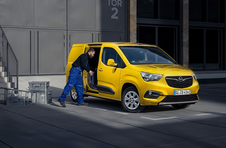 Opel Combo-e Cargo
