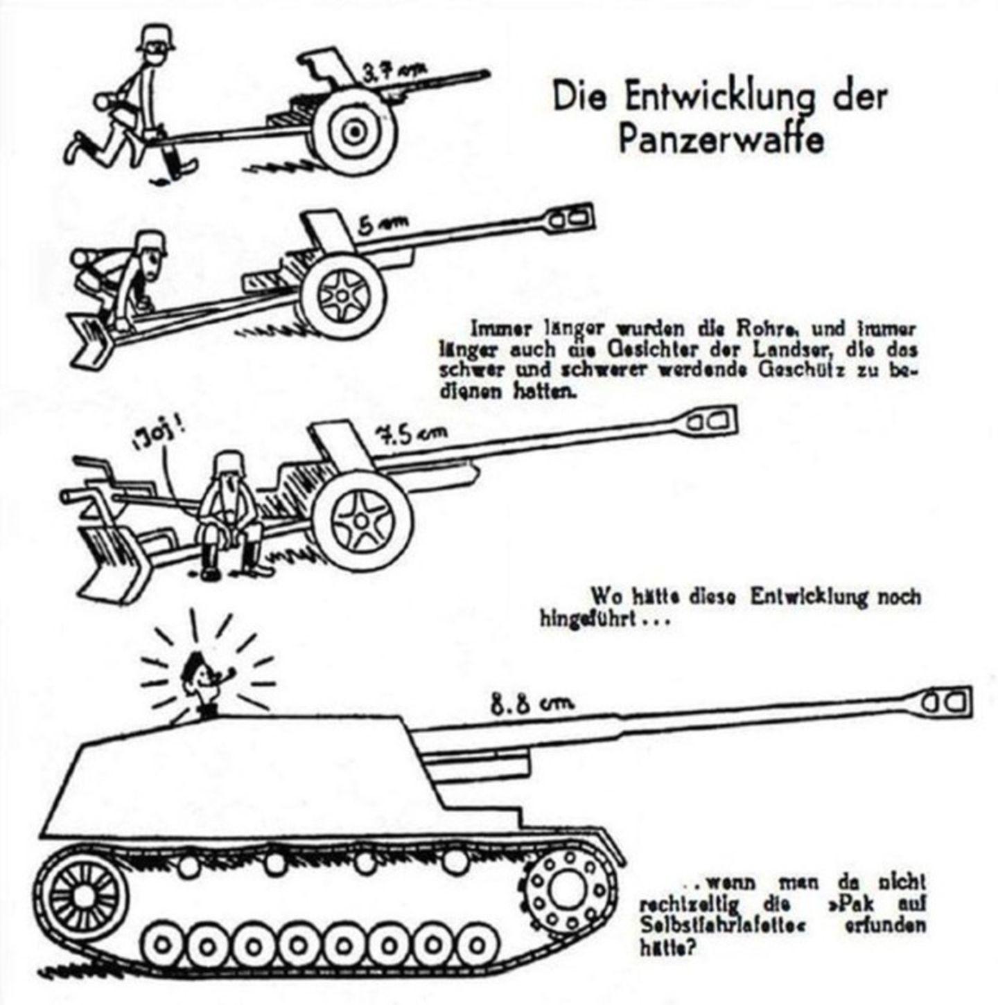 Flugblatt der Wehrmacht.