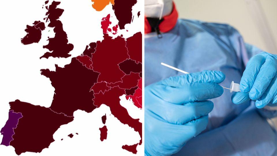 Coronavirus – aktuelleZahlen zum Infektionsgeschehen in Deutschland und der Welt