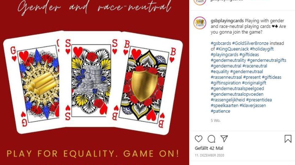 GSB Spielkarten