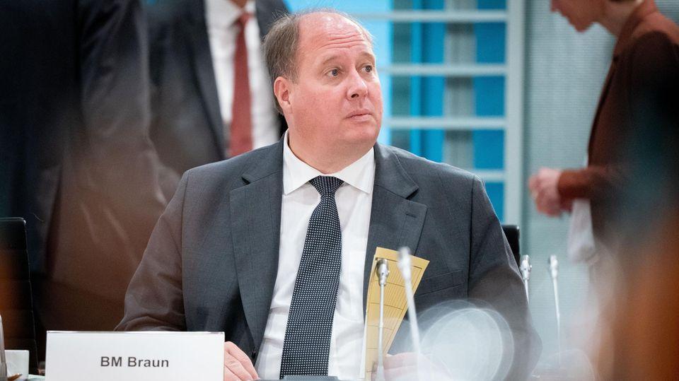 Helge Braun (CDU), Chef des Bundeskanzleramtes und Bundesminister für besondere Aufgaben