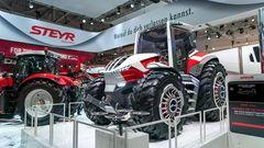 Der Steyr Konzept wurde wegen seines Designs und seiner Innovationen ausgezeichnet.