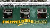 """Seit 1996 wird diese Schmalspurbahn unter dem Namen """"Fichtelbergbahn"""" vermarktet"""