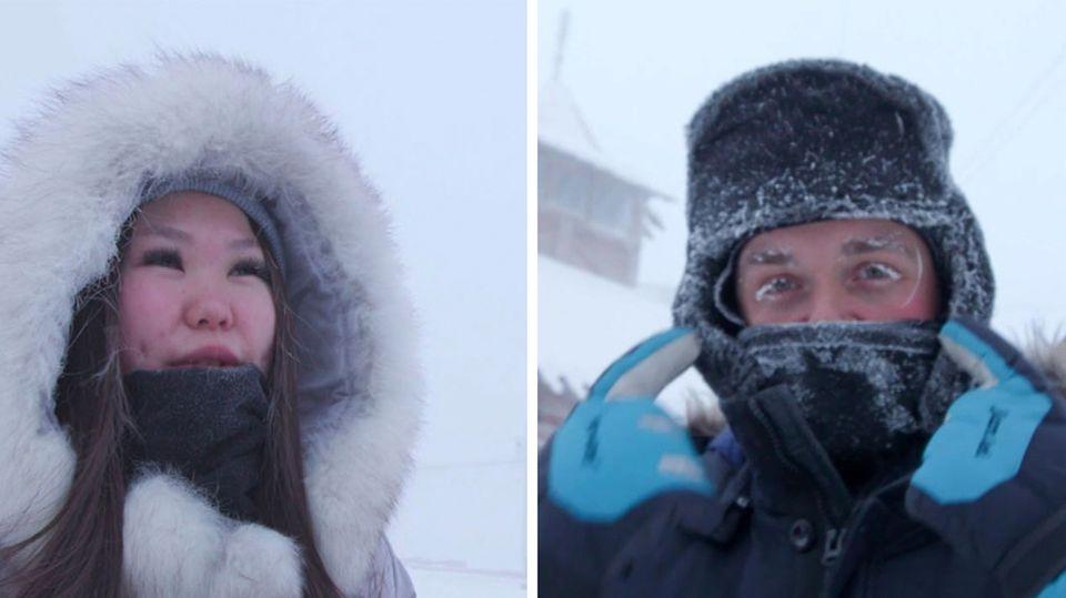 """""""Wie im Gefrierschrank"""" –Reporter zeigt, wie Menschen in der kältesten Stadt der Welt leben"""