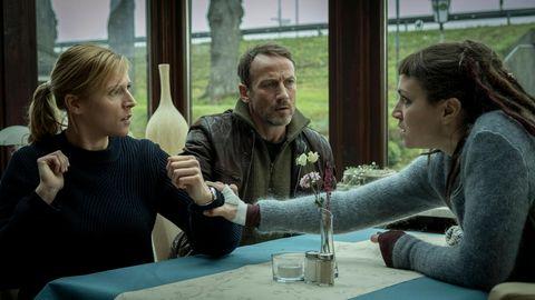 """""""Tatort: Tödliche Flut"""" mit Wotan Wilke Möhring"""