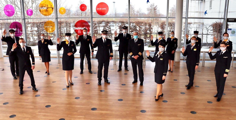 Vor dem Abflug zu den Falklandinseln geht es zunächstin die Qurantäne:Am 1. Februar 2020 startet Lufthansa den längsten Passagierflug in ihrer Geschichte.