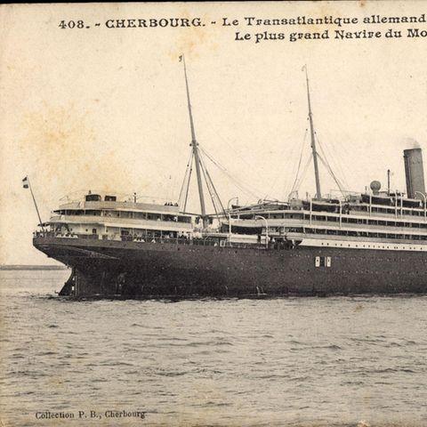 Bilder der Weltgeschichte: 22. Januar 1891: Start der ersten Kreuzfahrt der Welt