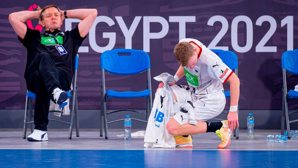 Handball WM Deutsche vor Aus