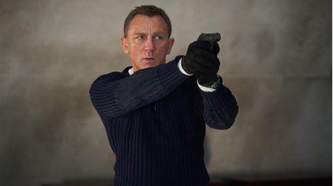 """Daniel Craig als James Bond im Film """"Keine Zeit zu sterben"""""""