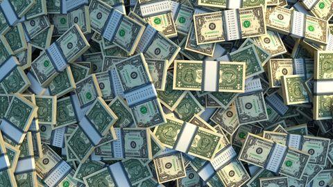Ein gigantischer Geldsegen wartet auf einen glücklichen Gewinner der US-Lotterie
