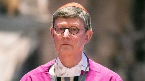 Kardinal Woelki steht wegen der Weigerung, das Missbrauchsgutachten zu veröffentlichen, unter Beschuss