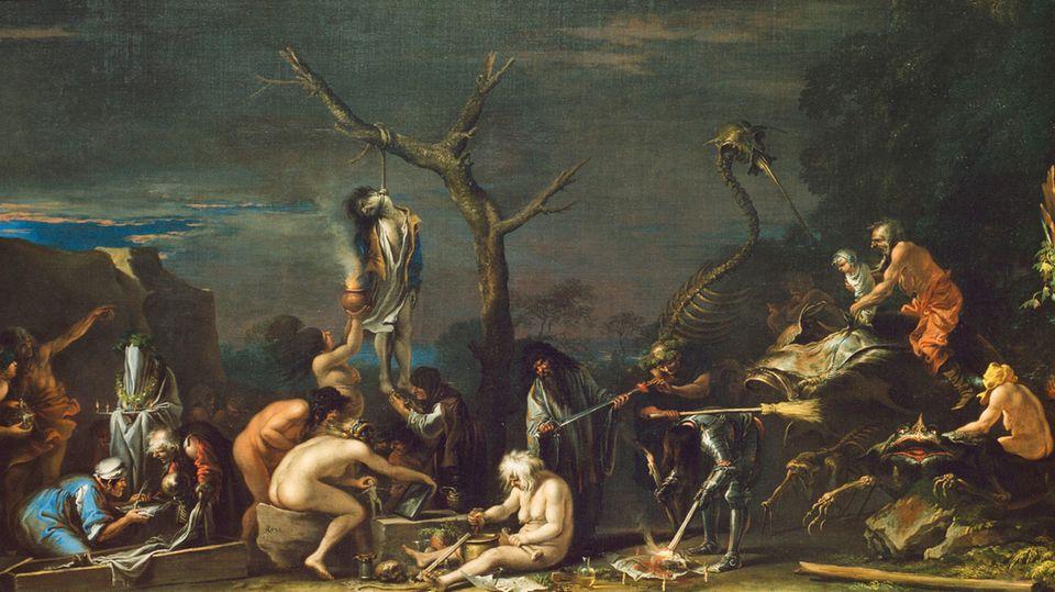 Hexenwahn zwischen 1450 und 1792: Satans Dienerinnen und die Jagd nach dem männlichen Geschlecht – die Angst vor Hexen im Mittelalter