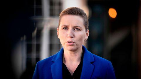 Mette Frederiksen, Ministerpräsidentin Dänemarks