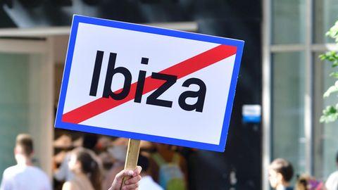 Ibiza wird wegen stark steigender Corona-Zahlen abgeriegelt