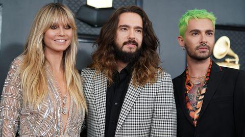 Vip-News: Bill Kaulitz ist gern Onkel von Heidi Klums Kindern