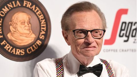 Talkshow-Master Larry King ist tot