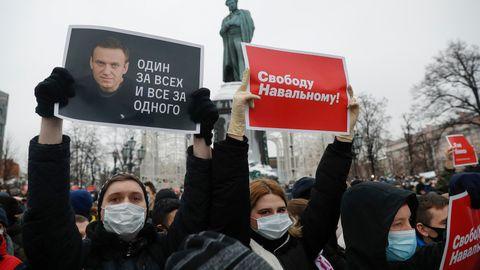 Russland: Aufmarsch der Faschisten