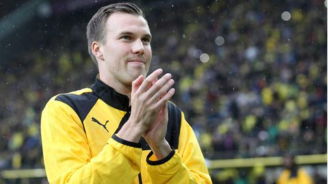 Kevin Großkreutz im BVB-Trikot: Für seinen Herzensverein spielte er rund sechs Jahre lang