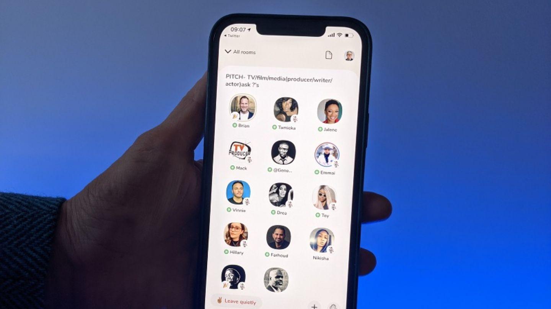 Der neuste Hype: die Clubhouse-Audio-App