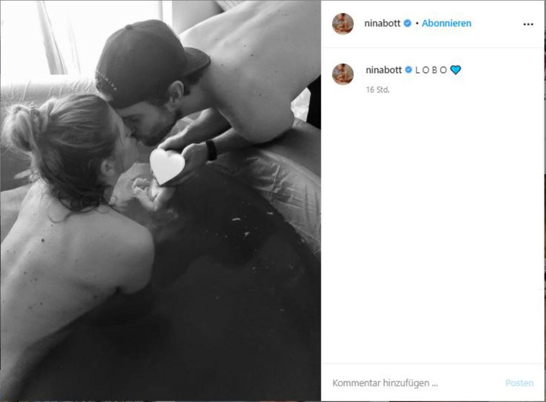 Vip-News: Nina Bott ist erneut Mutter geworden – und der Name des Babys ist ungewöhnlich