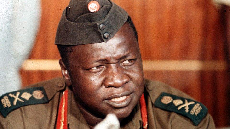 Diktator von Uganda: So grausam wie größenwahnsinnig – die bizarre Geschichte des Idi Amin